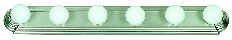 SATC 60-302 6 LIGHT-36-VANITY-RACETRACK STYLE   Murray Supply Company
