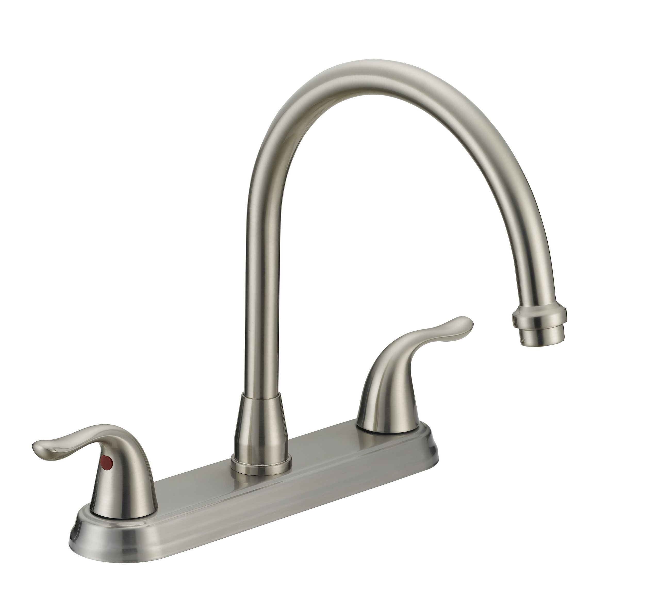 Matco Bl 250ss 2 Handle S S Kitchen Faucet L Spray Metal Lever