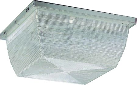 ** 65-011 8X8X4 18W FLUORESCEN WALL/ CEILING FIXTURE OUTDOOR DISCONTINUED