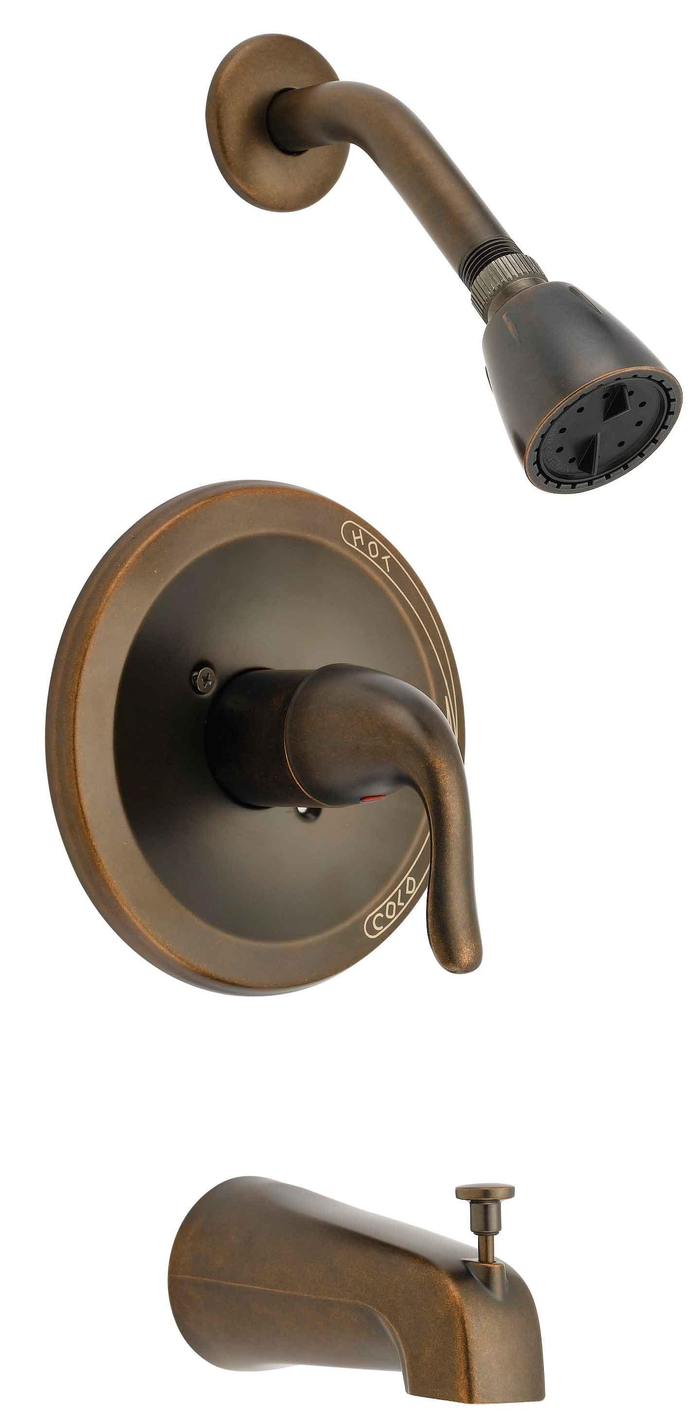 Plumbing Faucets Bath Faucets Tub & Shower Matco-Norca   Murray ...