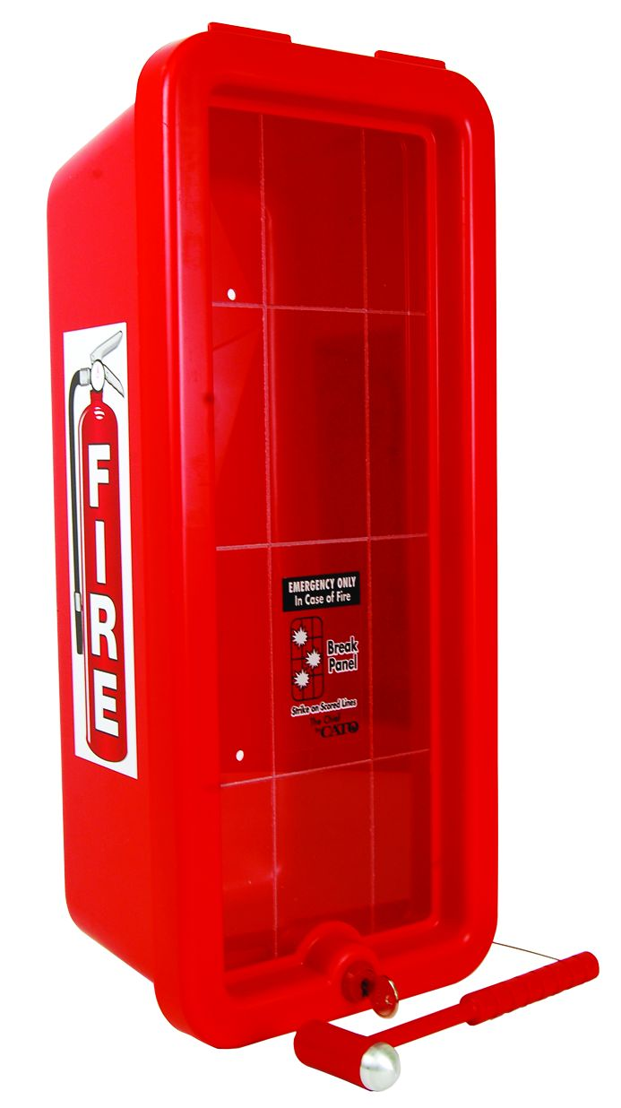 10551h cato fire ext box redclear 1055rrch with